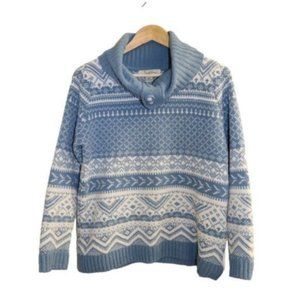 3/$45 -Tradition Country Collection Nordik Sweater